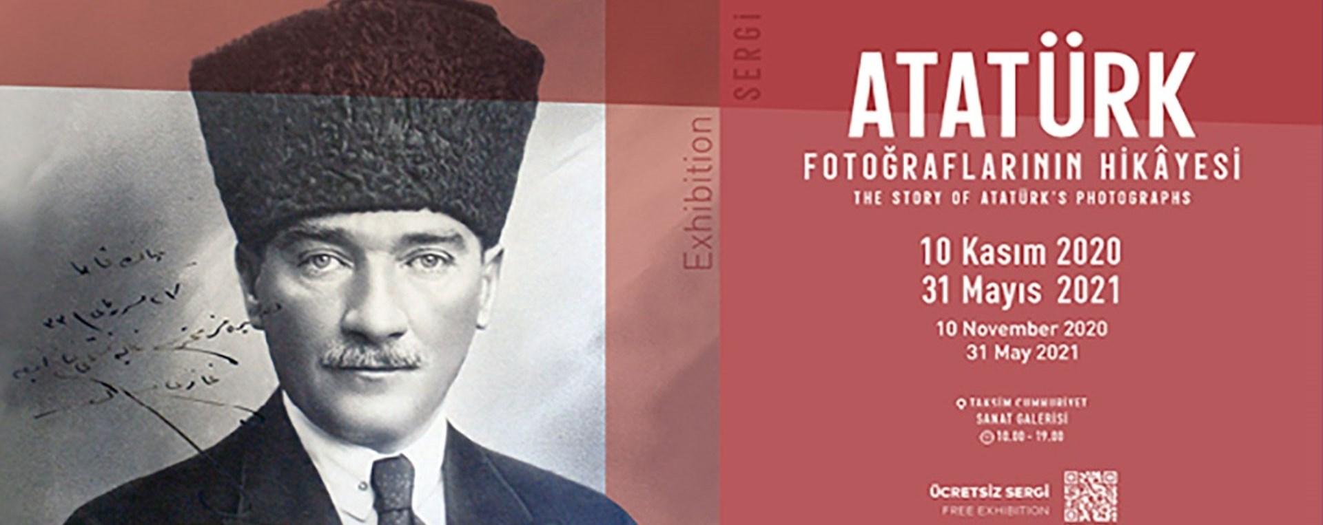 ATATÜRK FOTOĞRAFLARININ HİKÂYESİ