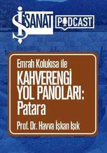 KAHVERENGİ YOL PANOLARI