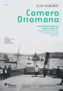 CAMERA OTTOMANA : OSMANLI İMPARATORLUĞUN'DA FOTOĞRAF VE MODERNİTE